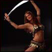 sword belly dance